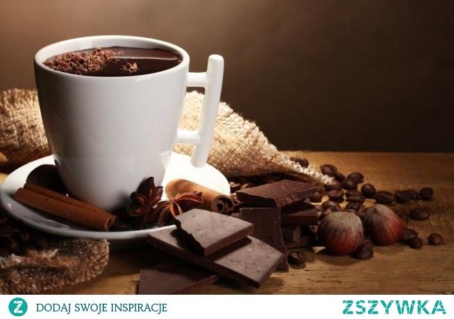 Prawdziwa, gęsta, gorąca czekolada