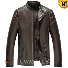 Made to Order Men Leather J...