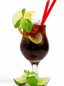 Szybki orzeźwiający drink