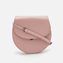 Torebka typu saddle bag - Różowy