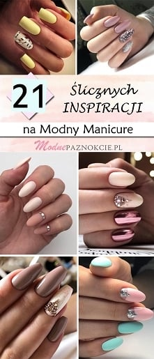 TOP 21 Cudownych Propozycji na Modny Manicure – Najlepsze Inspiracje!