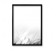 Łąka minimal #1 - plakat