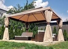 Pawilon ogrodowy - altana W...
