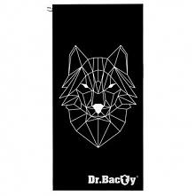 Ręcznik treningowy Dr.Bacty XL Wilk