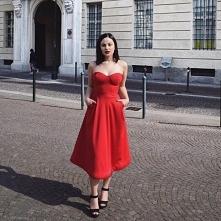 Sukienka Myra Red z noshame.pl (klik w zdjęcie, by przejść do sklepu)