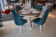 Krzesło Grande II z kołatką...
