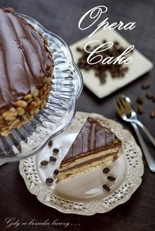 Tort Opera (Opera cake)