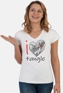 koszulka dla fanów Zentangle