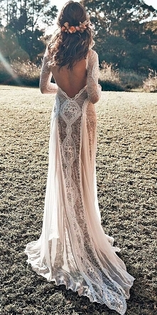 Wedding dress !