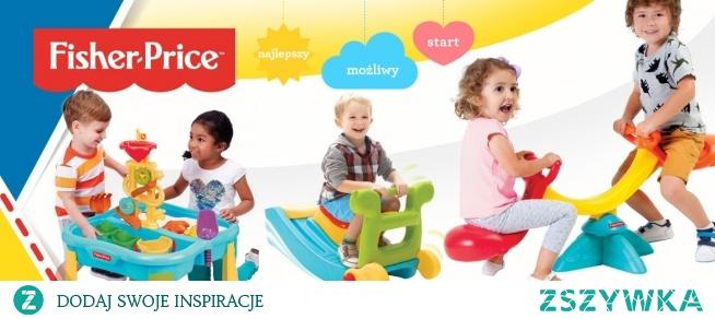 Zabawki ogrodowe Fisher-Price