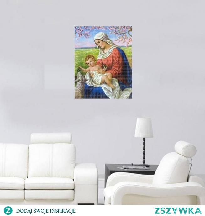 Chcesz zobaczyć jak pięknie wyglądają nasze #obrazy na #ścianie? Przedstawiamy wam #aranżację pokoju z #obrazem na #płótnie #canvas kupionym u nas. Jak wam się podoba?
