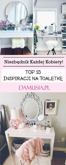 TOP 15 Inspiracji na Toalet...