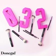 Pędzel do pudru, różu i bronzera ... może z serii LOVE PINK?  Love Pink by Donegal