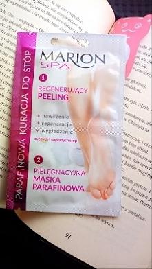 Marion- parafinowa kuracja do stóp oraz inne nowości♥ Chcecie dowiedzieć się ...