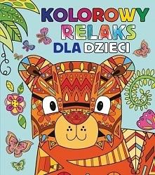 Kolorowy relaks dla dzieci - 206106