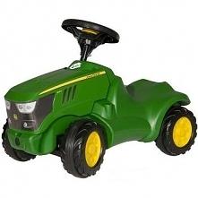Jeździk Rolly Toys Jeździk Minitrack John Deere