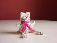 Koteł maskotka