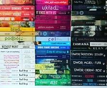 Jeśli lubicie książki to zapraszam na mojego instagrama @world.of.a.book_lover