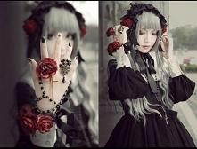 Ozdoby gothic lolity