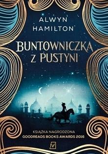 8. Alwyn Hamilton - Buntown...