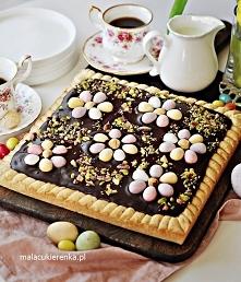 Wielkanocny Mazurek z Chałw...