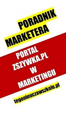 Zszywka W Marketingu (link do poradnika w komentarzu)