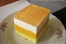 Ciasto na soku kubuś - rewelacja