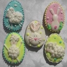 Pierniczki Wielkanocne