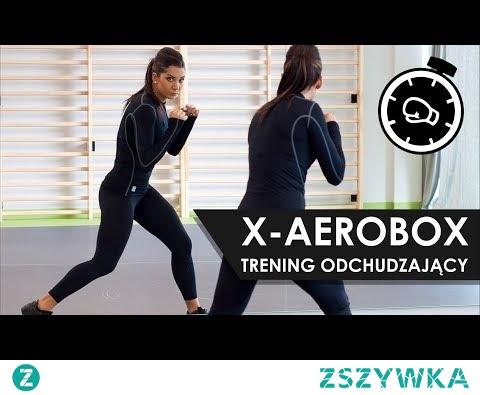Wyładuj swój stres, spal kalorie, pozbądź się zbędnego tłuszczu. Rozpocznij trening X-AeroBox!