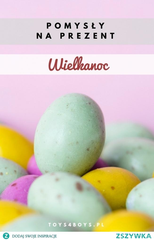 Pomysły na prezent na Wielkanoc dla Niej