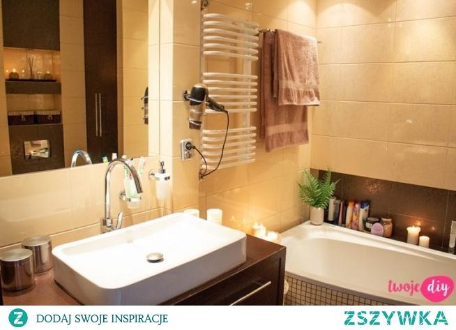 Jak dobrze zorganizować łazienkę? Akcesoria łazienkowe bez wiercenia - Twoje DIY