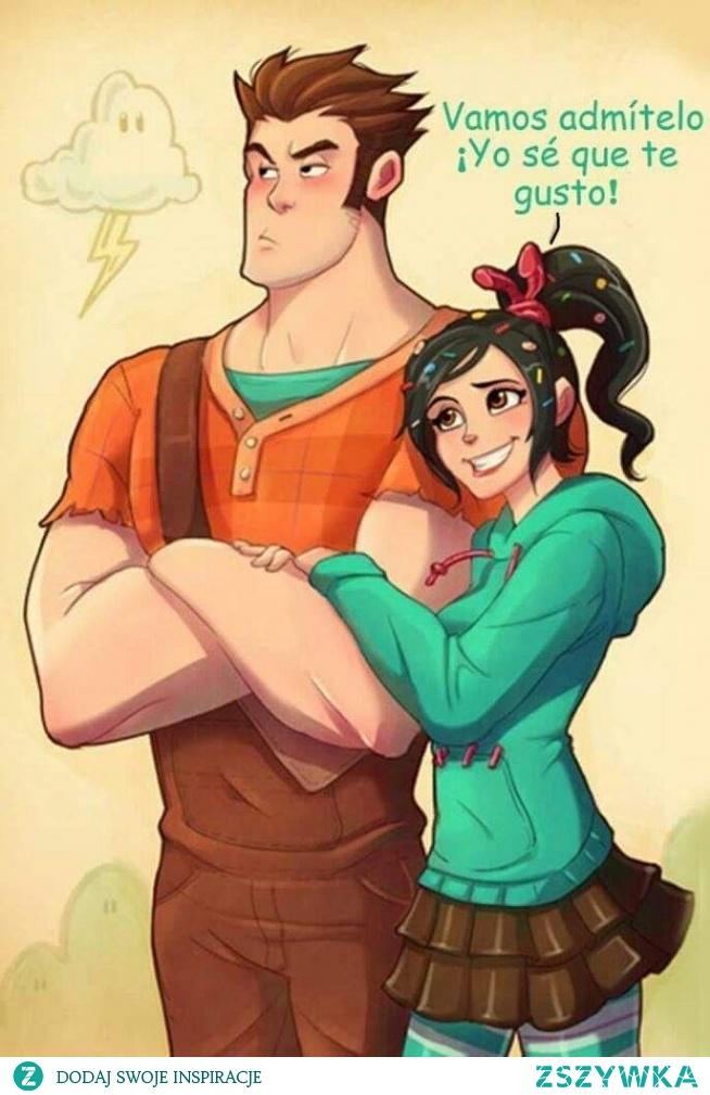 Ralph i Wanda :D