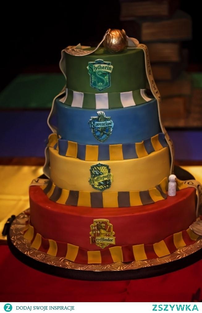 Tort dla fanów HP :)