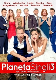 Ania i Tomek planują wesele na wsi u rodziny mężczyzny. Niespodziewany przyjazd ojca pana młodego jeszcze bardziej wszystko komplikuje.  Oglądaj cały film Planeta Singli 3 (2019...