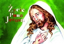 Życie Pana Jezusa malowanka dla dzieci - 110571