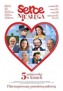 """Związki ludzi, którzy przestali wierzyć w miłość, choć w głębi duszy, właśnie na taką prawdziwą miłość czekają.  Oglądaj cały film Serce nie sługa (2018) Online na zalukaj.cc  """"..."""