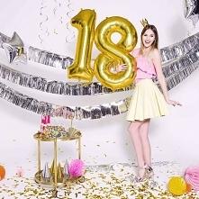 Balony foliowe na urodziny ...