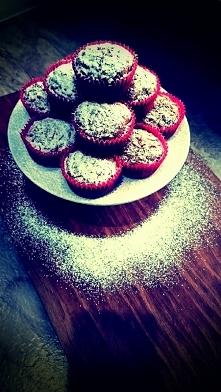 Muffiny z płatkami owsianym...