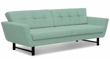 Duża miętowa sofa ze sklepu...