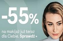JUŻ TERAZ! -55% na kosmetyk...