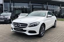 Mercedes C klasy to eleganckie i prestiżowe auto. Będzie świetnie pasowało do...