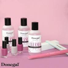 Donegal to nie tylko słodkie pędzle do makijażu.   Cleaner, Remover & Ace...