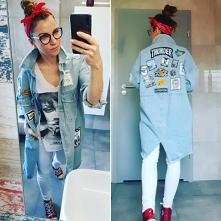 Jeans coat od agnieszkam_s z 17 kwietnia - najlepsze stylizacje i ciuszki