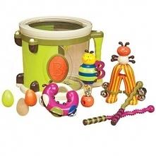B. Toys Bębenek z instrumentami