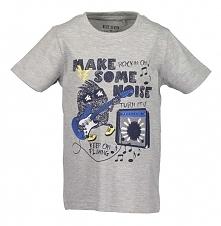 Blue Seven Koszulka Chłopięca 122 Szary