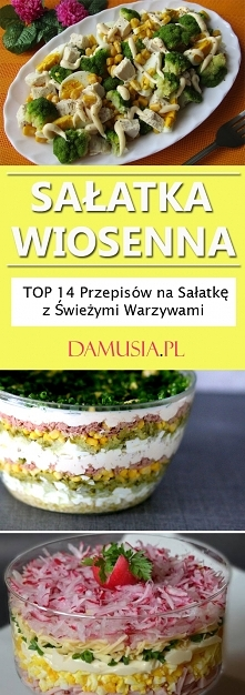 Wiosenna Sałatka – TOP 14 P...