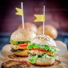 Fishburgery z łososia