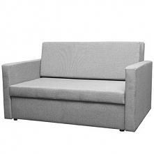 Kanapa sofa rozkładana 2 osobowa z funkcją spania Berit