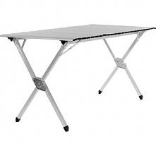 Stolik automatycznie rozkładany aluminiowy 141x70cm