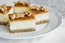 Sernik na ciasteczkowym spodzie, który można dostosować do własnych upodobań ...